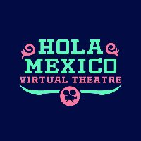 Hola Mexico Virtual Theater logo